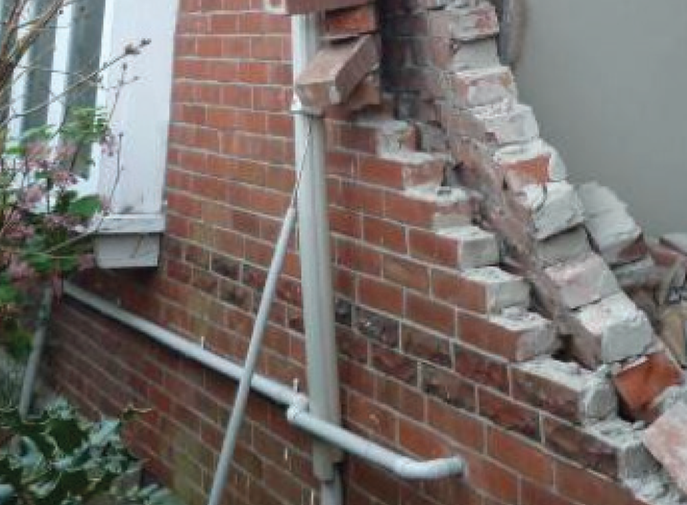 Double Wall Construction Building : Strengthening commercial buildings seismic resilience