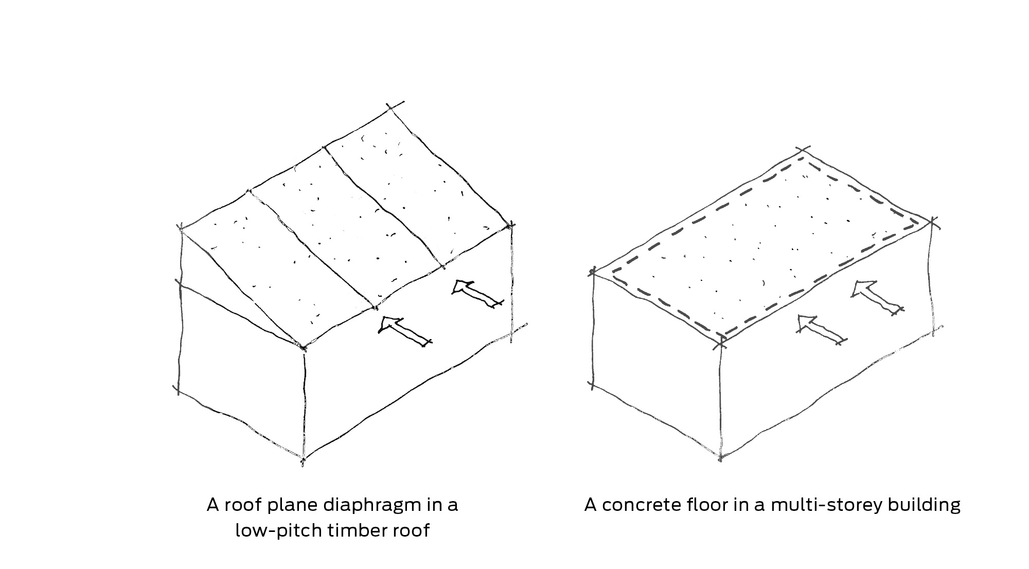 Roof Diaphragm Amp Diagram Diaphragm Wall Sc 1 St Landscape